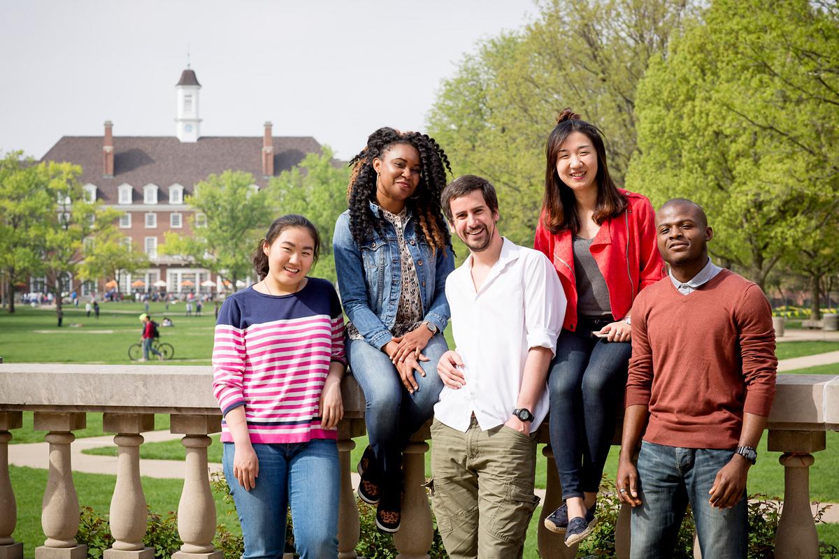 MA / PhD Program   Communication at Illinois
