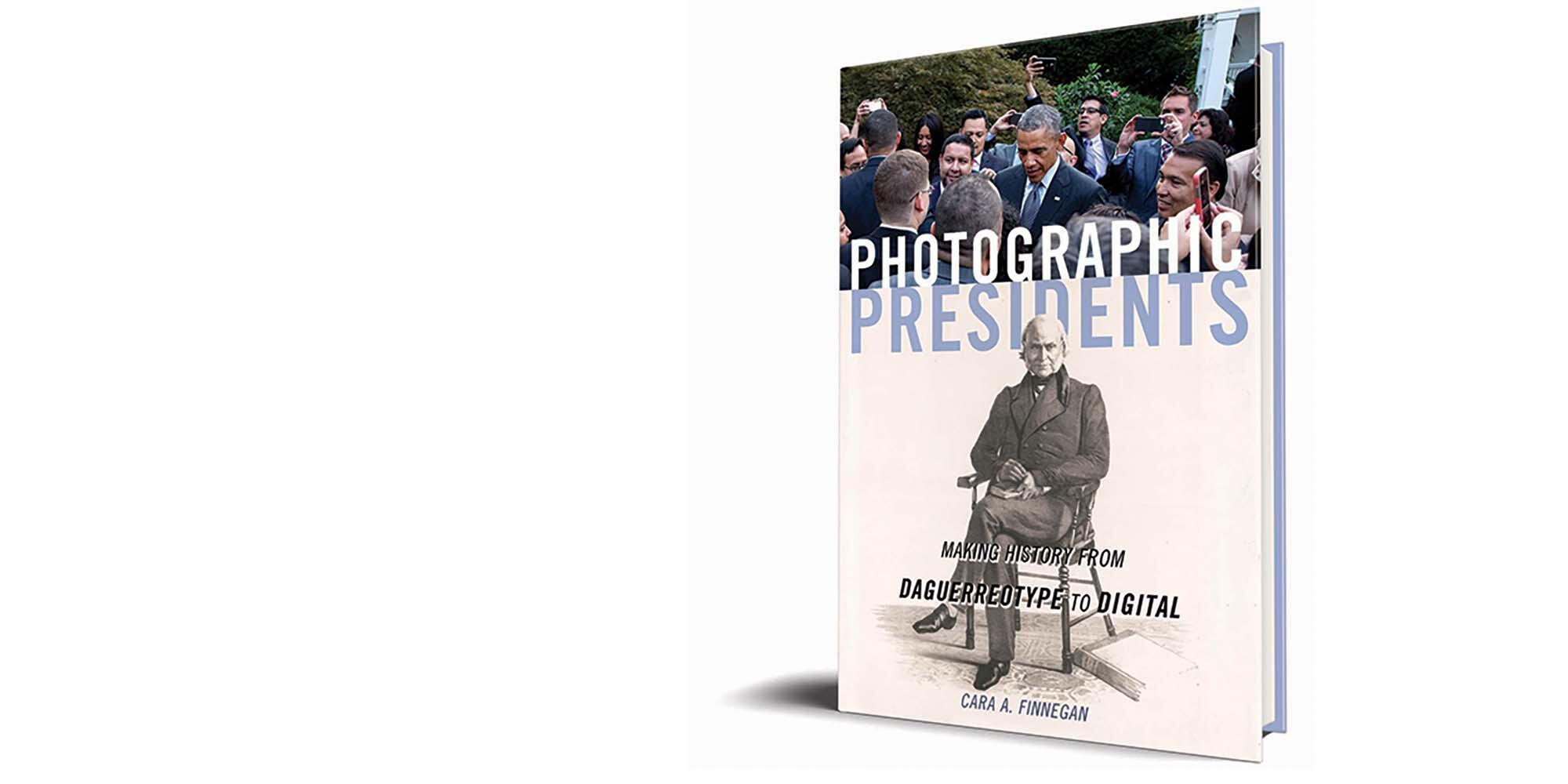 image of Photographic Presidents (Finnegan book cover)